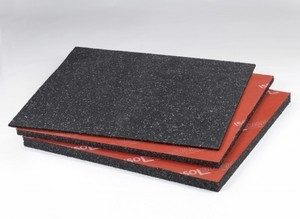 Megamat Anti Vibration Panels