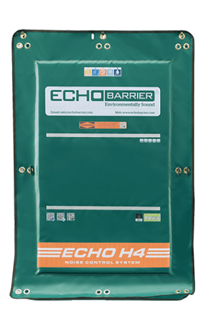 Echo Barrier H4 Front view